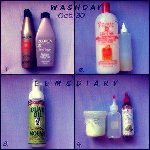 2013.10.30 wash day