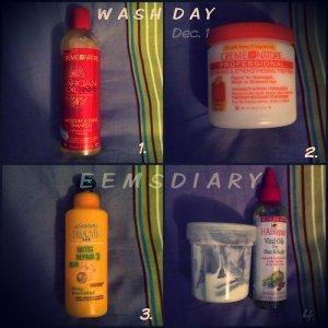 2013.12.01 wash day