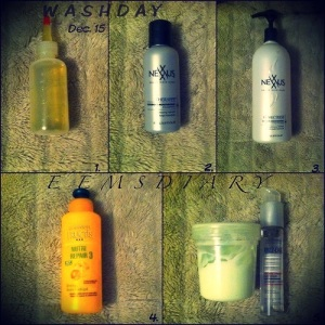 2013.12.15 wash day