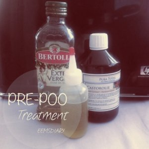Pre-poo treatment I