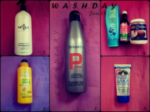 2014.01.18 Wash day