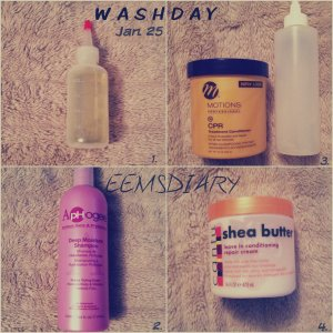 2014.01.25 Wash day
