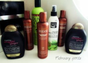 February goods
