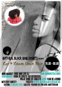 Natural BlackHair event