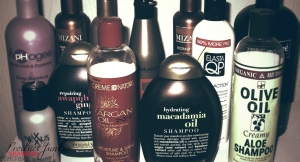 PRODUCT JUNKIE - SHAMPOO NOVEMBER '14